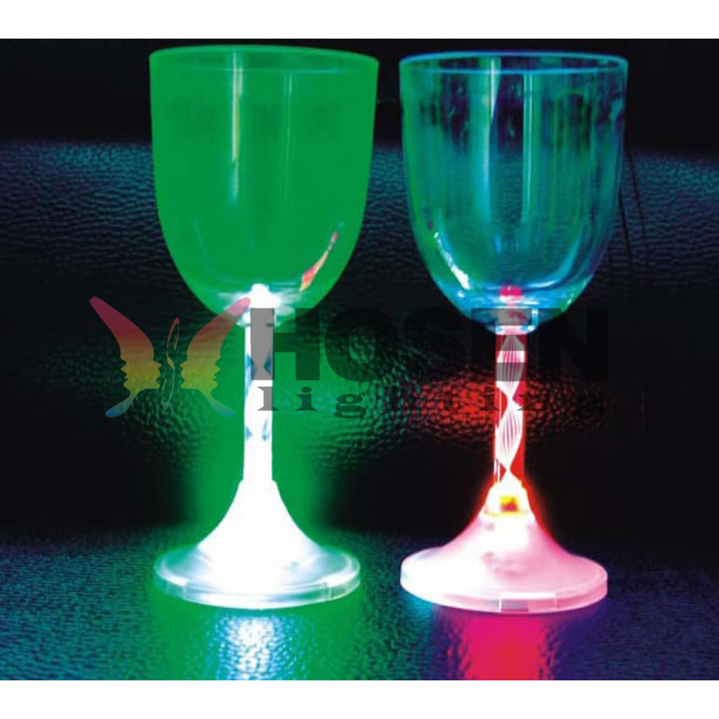 LED Shinning red wine cup06--f