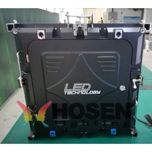 P3 indoor die casting aluminum 576mmx576mm cabinet for rental with flight case packing_20161117_143840
