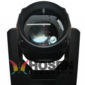 New arrival 350W 17R Thunder beam sharpy moving head light with 11 prisim combination effect