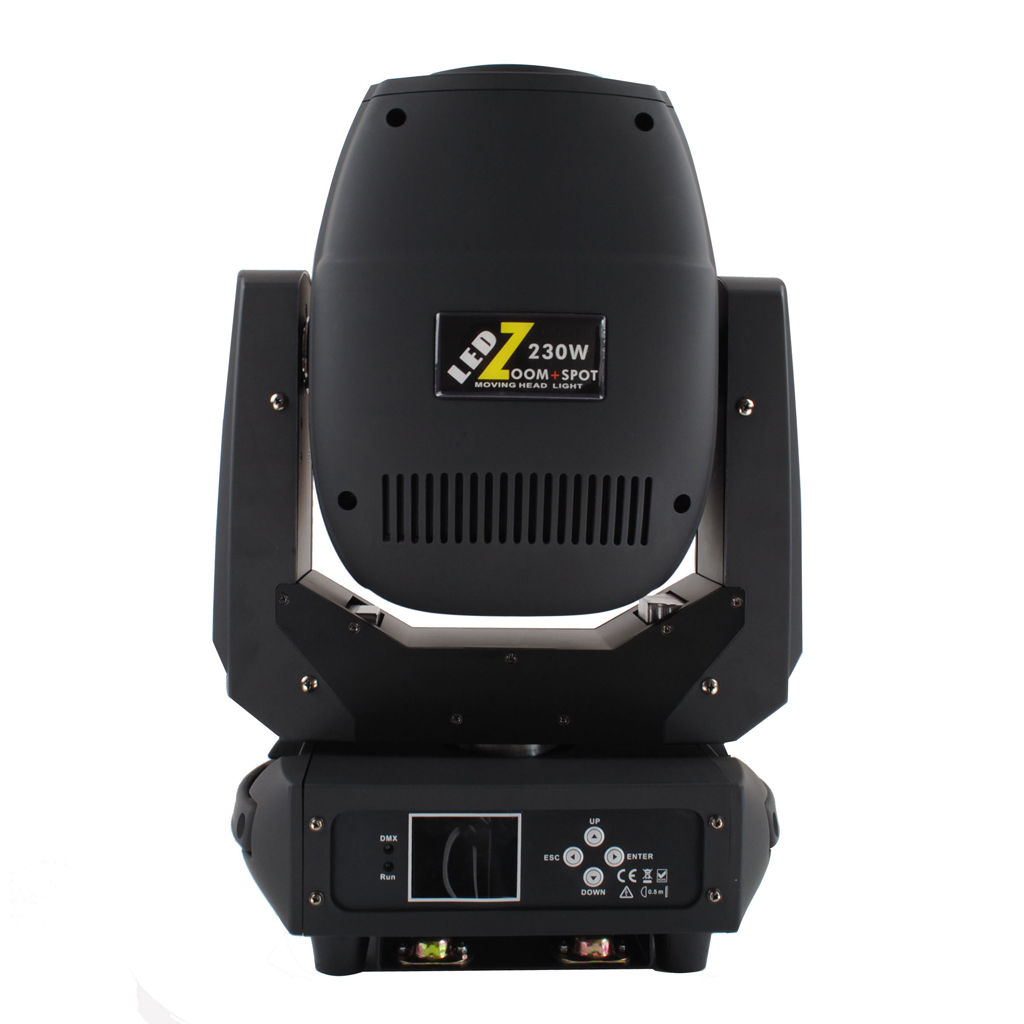 230W led moving head spot light with Zoom041619e